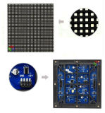 Outdoor Waterproof SMD P6 Full Color LED Module 192 * 192 mm 1/8 Digitalização para LED Display Screen