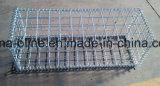 電気亜鉛めっきされた鋼線Gabion