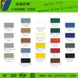 La Chine a bon marché enduit la bobine d'une première couche de peinture en acier pour le matériau de construction