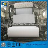 Rodillo del papel de tejido de tocador de 8 toneladas que hace la máquina con equipos de proceso del rodillo de tocador