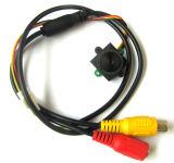4-24V 520tvl HD 0.008の低いルクスレンズ90deg小型CCTVのビデオ保安用カメラ