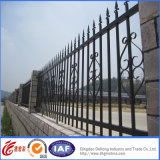 Recinzione di alluminio ornamentale di alta qualità