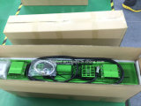 Intense Afficheur LED polychrome de dessus de taxi du luminosité P2.5 P5 pour annoncer l'écran