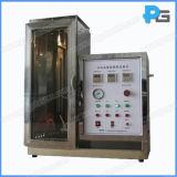 Machine de test matérielle intérieure d'inflammabilité de véhicule