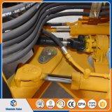 hydraulische Ladevorrichtung des Rad-2500kg mit kleiner Gras-Ausschnitt-Maschine Zl36