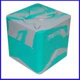 Pequeño contenedor del silicón modificado para requisitos particulares