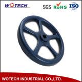 産業フライホイールを砂型で作る中国の延性がある鉄