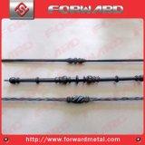 ゲートのための造られた鋼鉄
