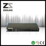 Zsound M44t Enternet Prot를 가진 직업적인 오디오 디지털 신호 스피커 처리기
