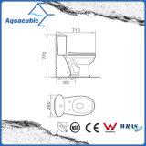 Туалет двухкусочного шкафа Siphonic ванной комнаты керамический (AT1020)
