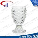 tasse de bière en verre des poissons 160ml de modèle neuf de forme (CHM8025)