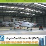 De pre-bouwt Hangaar van de Vliegtuigen van de Structuur van het Staal (jdcc-SW85)