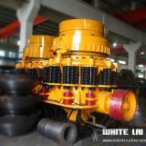 Broyeur en pierre de cône de pierre à chaux (WLC1300) employant au Nigéria avec le moteur 160kw