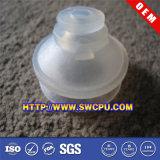 Buena taza modificada para requisitos particulares Perfomance de la succión del caucho de silicón