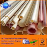 Alto tubo de cerámica de la protección del sensor de temperatura del alúmina Al2O3