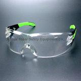 Bril van de Veiligheid van de Benen van het Type van sport de Dubbel Ingespoten (SG126)