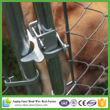 Chain Link Metal Dog Kennel Cage para venda barata