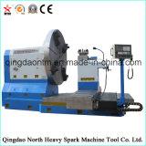 Tour professionnel du nord de commande numérique par ordinateur de Chine pour le moulage de rotation de pneu (CK61160)