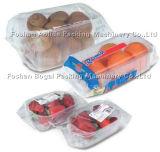 Цена машины пакета фрукт и овощ высокой точности полуавтоматное