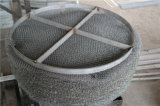 Gas-Liquid Ruitverwarmer van het Netwerk van de Draad/Stootkussen van de Ruitverwarmer/Eliminator van de Mist/de Gebreide Ruitverwarmer van het Netwerk van de Draad