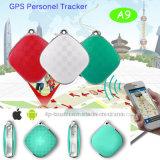 GPS + WiFi + Lbs Triple positionnement Mini GPS Tracker pour utilisation d'urgence