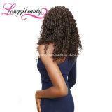 Волосы Aaaaa естественной оптовой продажи фабрики цвета Kinky малайзийские
