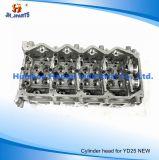Motor-Zylinderkopf für Nissans Yd25 neue 908510 11040-Eb30A 11039-Ec00A