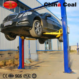 220V - 380V 2 Post Hydraulic Car Lift 4.5t