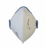 縦のフォールドの平らなParticalの塵マスクAS/NZS標準P2