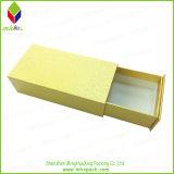 Boîte rigide de papier promotionnelle à chocolat