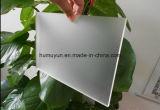 Feuille en plastique claire acrylique de la publicité extérieure