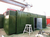 400kw Steenkolengas Genset/de Reeks van de Generator