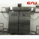 Puerta corredera automática para Cold Habitación Doble Hoja