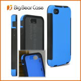 Plein Protection Mobile Point de droit Cover pour l'iPhone 4 4s