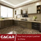 Gabinete de cozinha do verniz do Stoving da boa qualidade de Havana (CA20-16)