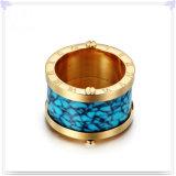 De Ring van de Vinger van de Juwelen van het Roestvrij staal van de Toebehoren van de manier (SR670)