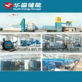 12V 100Ah UPS uso de plomo ácido de batería