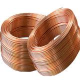 T2-kupfernes Rohr im Ring für Klimaanlage