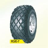 Китайское Rubber&Nbsp; Электрическое закручивая колесо пневматическое Tire&Nbsp; 4.00-8 с покрышки дороги