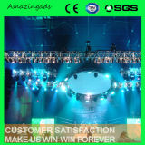 Bundel Truss/Truss System/Lighting Truss/Exhibition Truss/Truss Booth/Truss Stand/Truss Project/Spigot van de Bundel Tuss/Stage Truss/Roof System/Stage van het aluminium de Vlakke