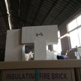 Brique de feu isolante thermique réfractaire pour four