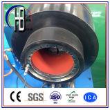 Vertical de friso da máquina da mangueira nova para a mangueira hidráulica