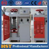 Machine de test de compactage d'entraînement de moteur