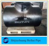 T del acciaio al carbonio/traversa/accessorio per tubi/gomito/riduttore/protezione/curvatura uguali saldati estremità