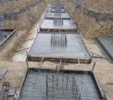 Fertigstahlaufbau-Feld-Gebäude