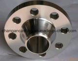 Precisione che lancia la flangia dell'acciaio inossidabile