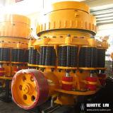 Felsen-Kegel-Zerkleinerungsmaschine für Cer ISO9000 des Straßenbau-280tph