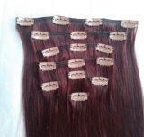 Remy Human Hair Extension Factory Price에 있는 100% 클립
