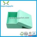 Kundenspezifischer Papiergeschenk-Kasten mit rotem Farbband