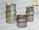 Moule de cylindre pour le test compressif concret